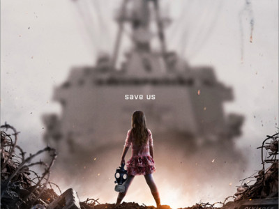 Póster de la segunda temporada de The Last Ship