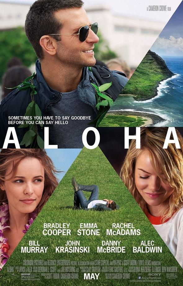 Póster de 'Aloha'