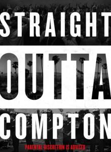 Póster de 'Straight Outta Compton'