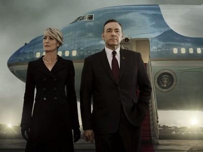 Robin Wright y Kevin Spacey volverán a protagonizar la nueva temporada de 'House of cards'