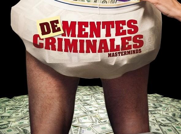 Póster en español para Dementes criminales