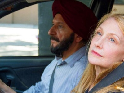 Ben Kingsley y Patricia Clarkson en 'Aprendiendo a conducir'