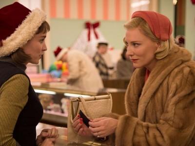 Cate Blanchett y Rooney Mara protagonizan el film