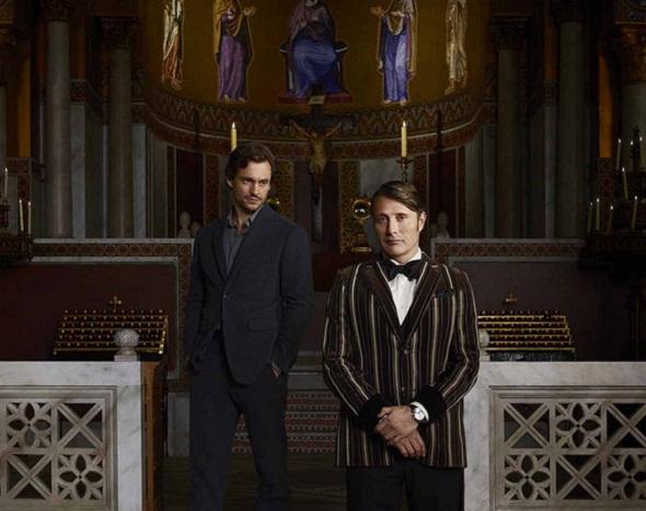 Hugh Dancy y Mads Mikkelsen volverán a verse las caras en la tercera temporada