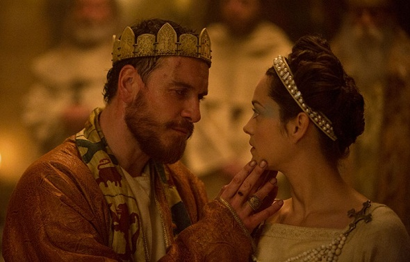 Fassbender y Cotillard protagonizan 'Macbeth'