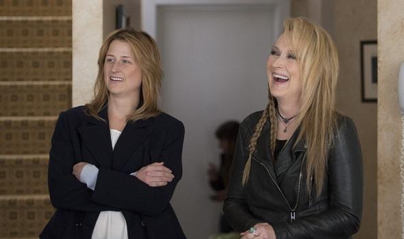 Meryl Streep y su hija en la vida real protagonizan el film