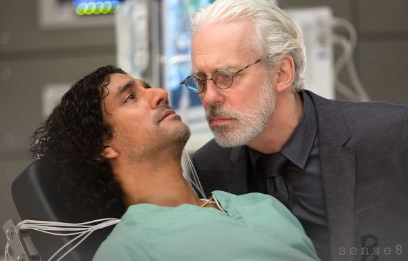 Naveen Andrews protagoniza 'Sense8'