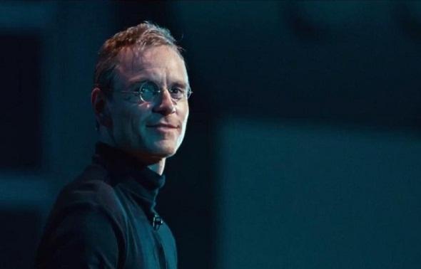 Michael Fassbender es 'Steve Jobs'