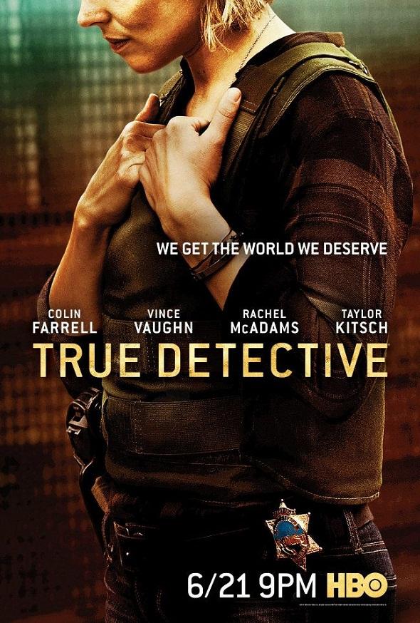 Rachel McAdams se pasa a la televisión con 'True detective'
