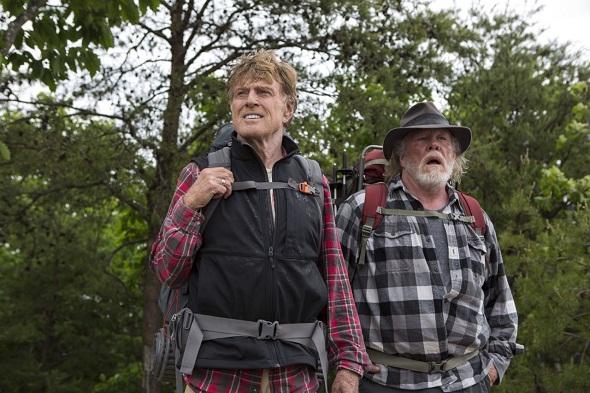 Robert Redford y Nick Nolte protagonizan el film