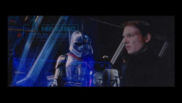 Capitán Phasma en la nueva imagen de 'Star Wars: el despertar de la fuerza'