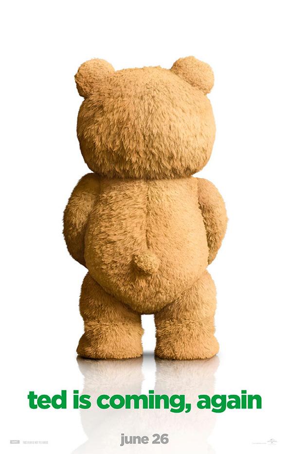 Póster de Ted 2