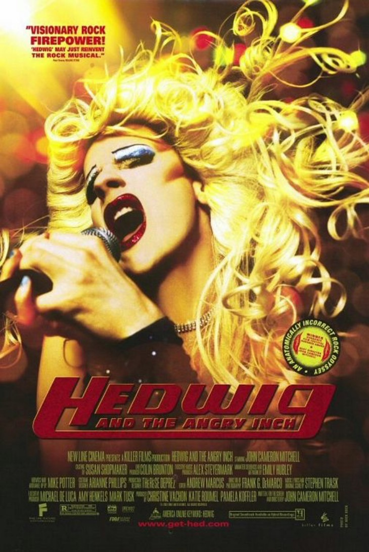 Póster de Hedwing and the angry inch