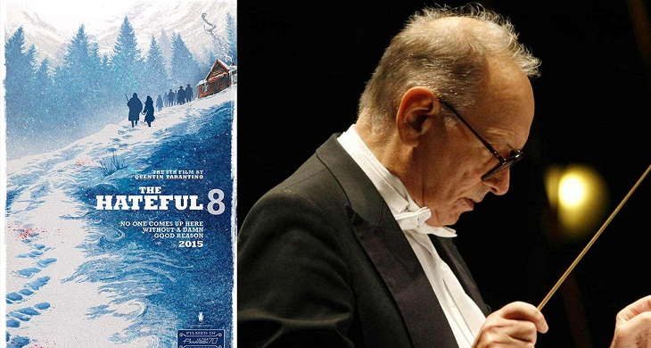 Ennio Morricone compondrá la BSO de 'The hateful eight'