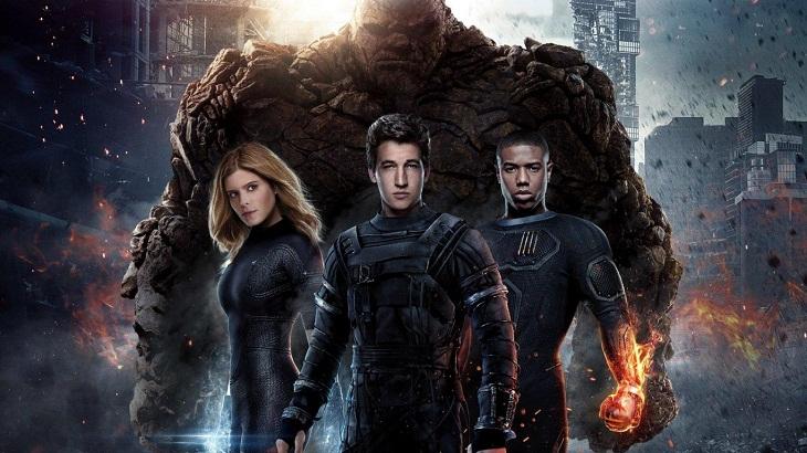 El nuevo equipo de 'Cuatro Fantásticos'