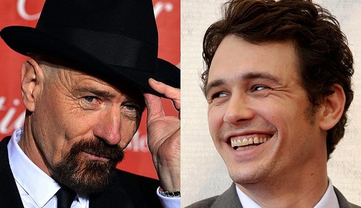 Cranston y Franco protagonizarán el film