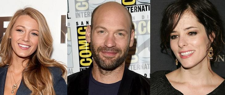 Blake Lively, Corey Stoll y Parker Posey también forman parte del cast