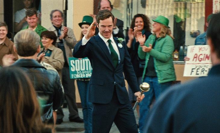 Cumberbatch también protagoniza 'Black Mass'