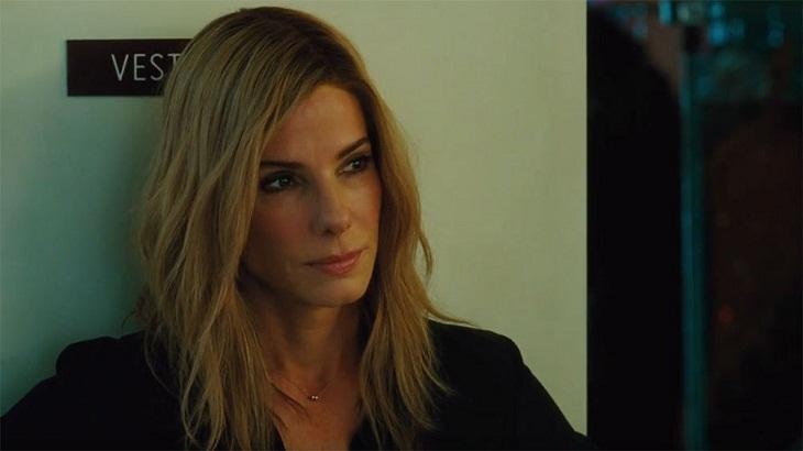 Sandra Bullock protagoniza el film