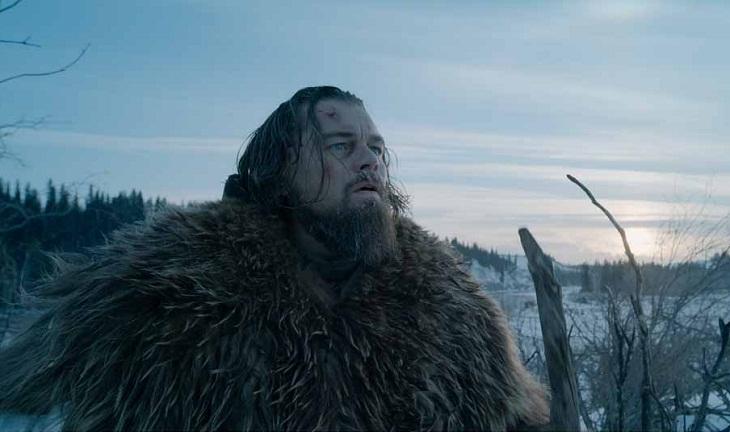 Leonardo DiCaprio en otra imagen del film