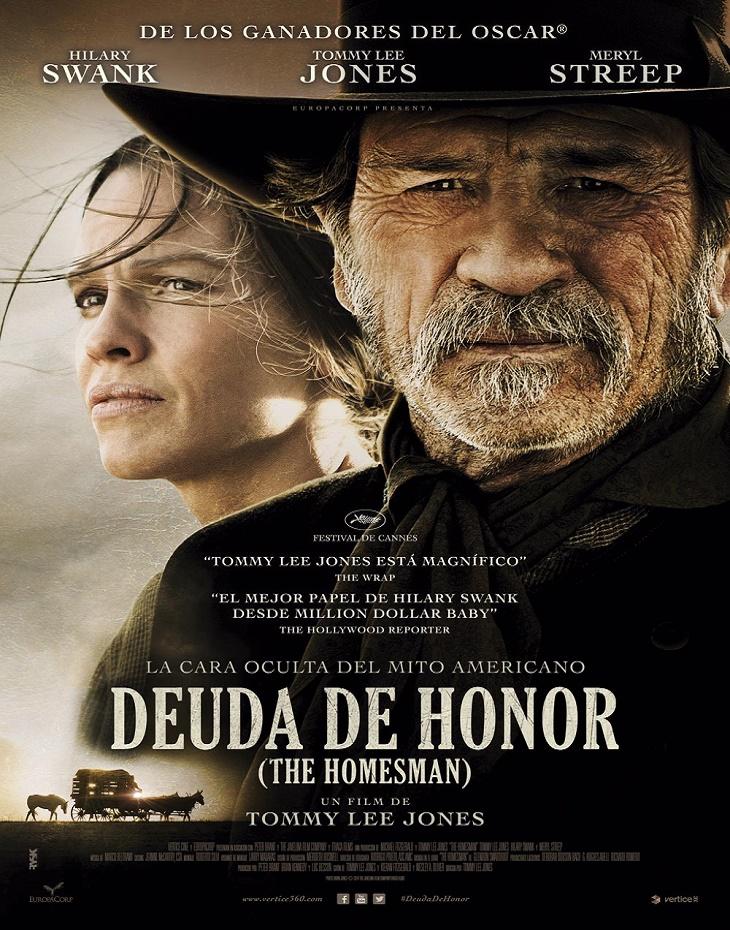 póster de deuda de honor