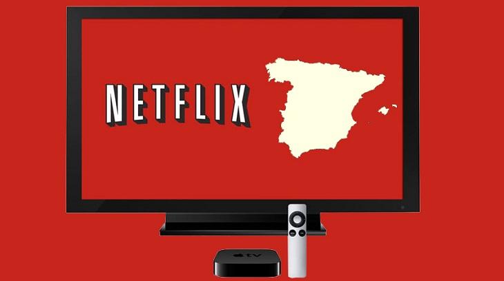 Netflix ya ha desembarcado en España