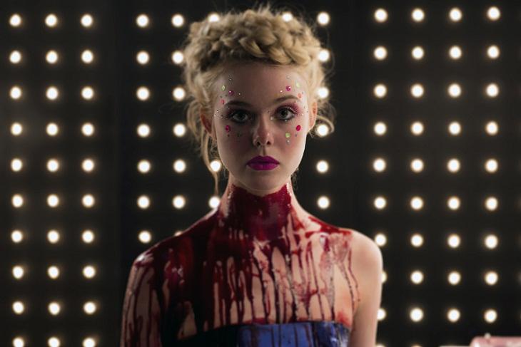Elle Fanning en 'The Neon Demon'