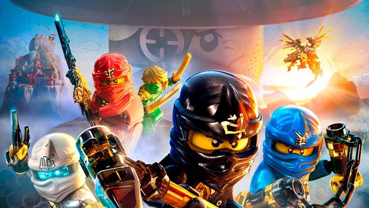 Los Maestros del Spinjitzu vuelven en este juego móvil de acción y aventura