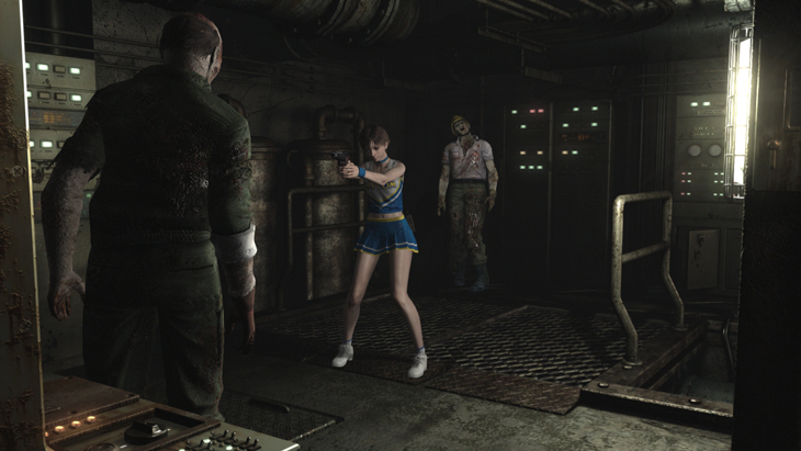 El juego cuenta un apartado visual y efectos de sonido completamente mejorados