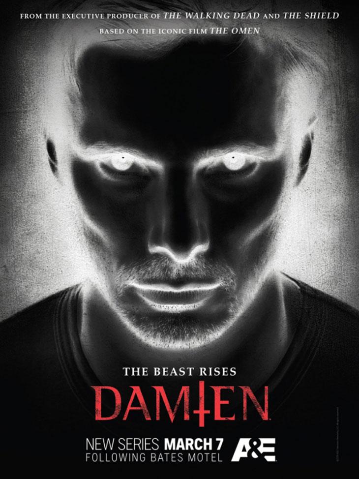 Póster de Damien