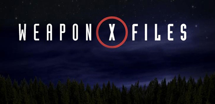 Deadpool parodia a X Files