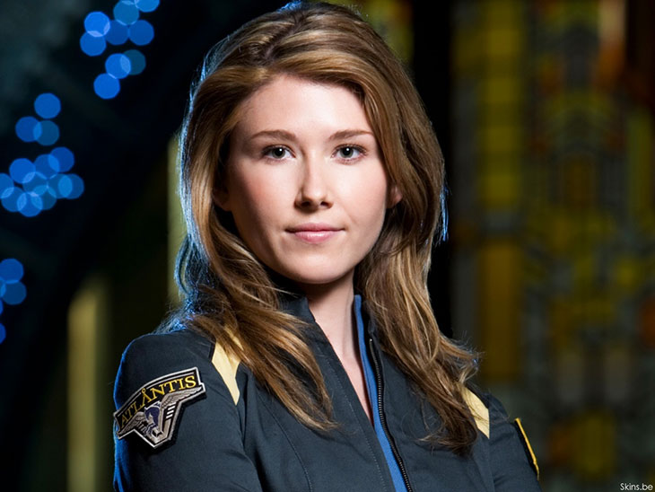 Jewel Staite se une a 'Legends of tomorrow'