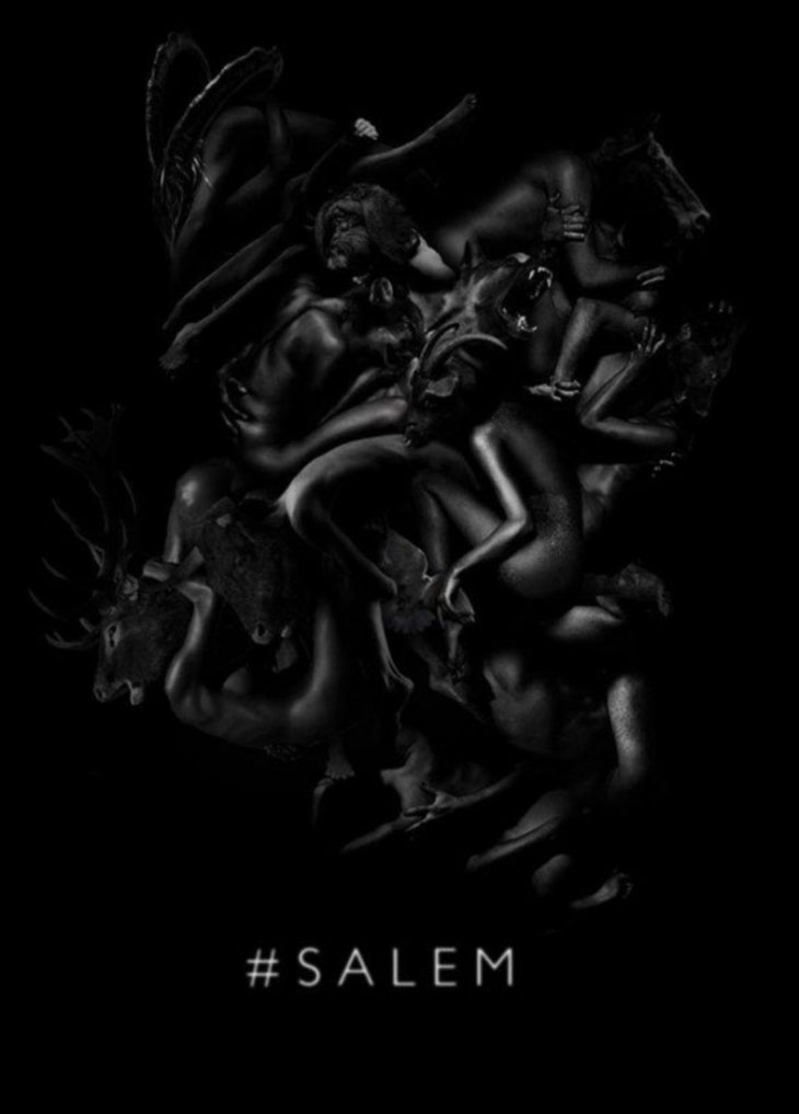 Póster de Salem