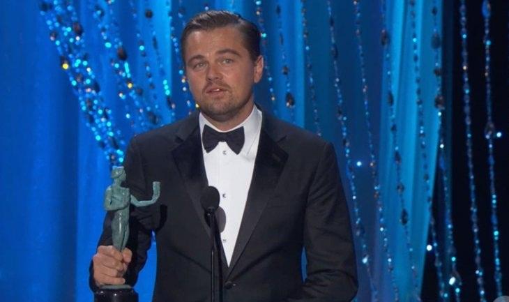Leonardo DiCaprio por 'El renacido'