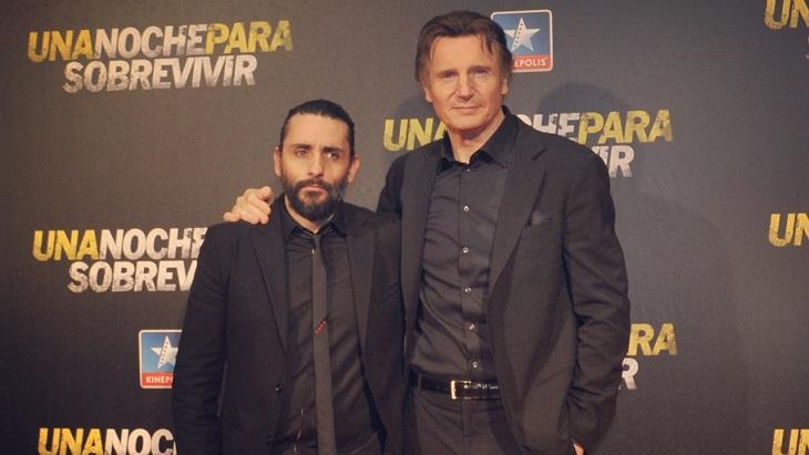 Collet-Serra y Neeson, juntos de nuevo en 'The commuter'