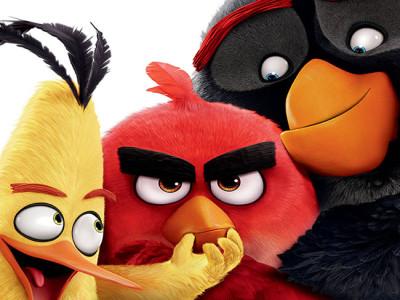Angry Birds destacada