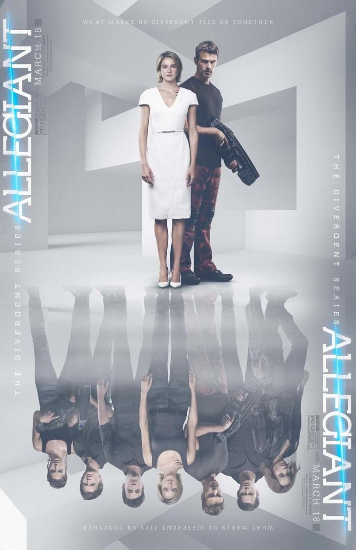 Póster de la nueva entrega de 'La serie Divergente'