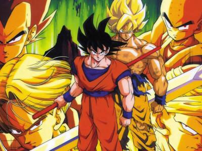 Dragon Ball Z las películas ahora en Blue Ray