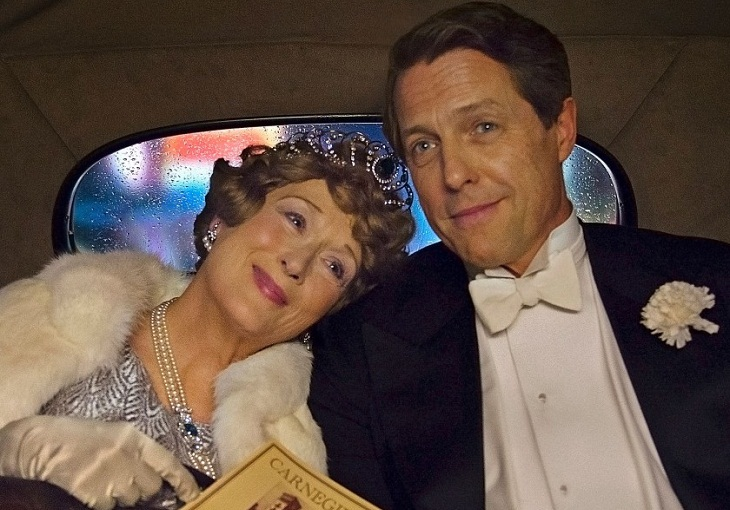 Streep y Grant en 'Florence Foster Jenkins'