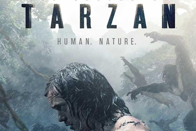 The Legend of Tarzan destacada