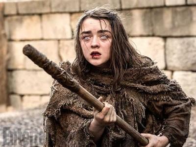Arya Stark en Juego de Tronos destacada