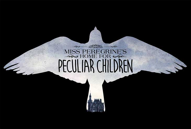 Póster de Miss Peregrine`s home for peculiar children'