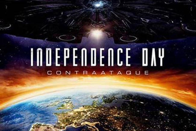 Póster de Independence Day: Contraataque destacada