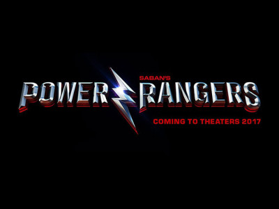 Power Rangers Logo destacada