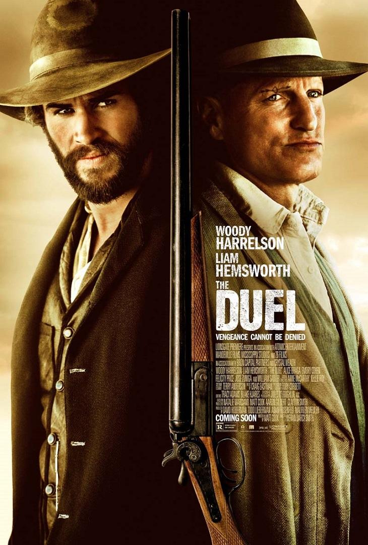 Póster de 'The duel'