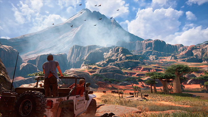 Uncharted4 guia Madagascar