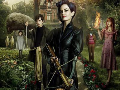 Póster de El hogar de Miss Peregrine para niños peculiares destacada