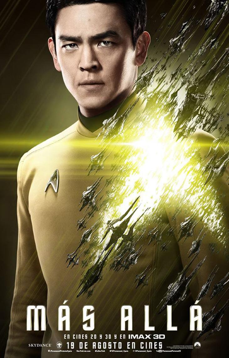 Star Trek Más allá Sulu
