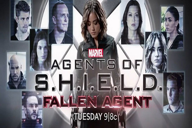 Agentes de S.H.I.E.L.D. CIVIL WAR DESTACADA