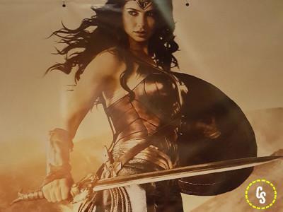 Póster de Wonder Woman destacada